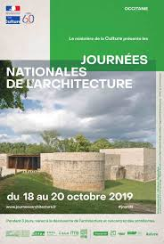 Journées nationales architecture OCCITANIE 2019