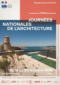 Journées nationales architecture PACA 2019